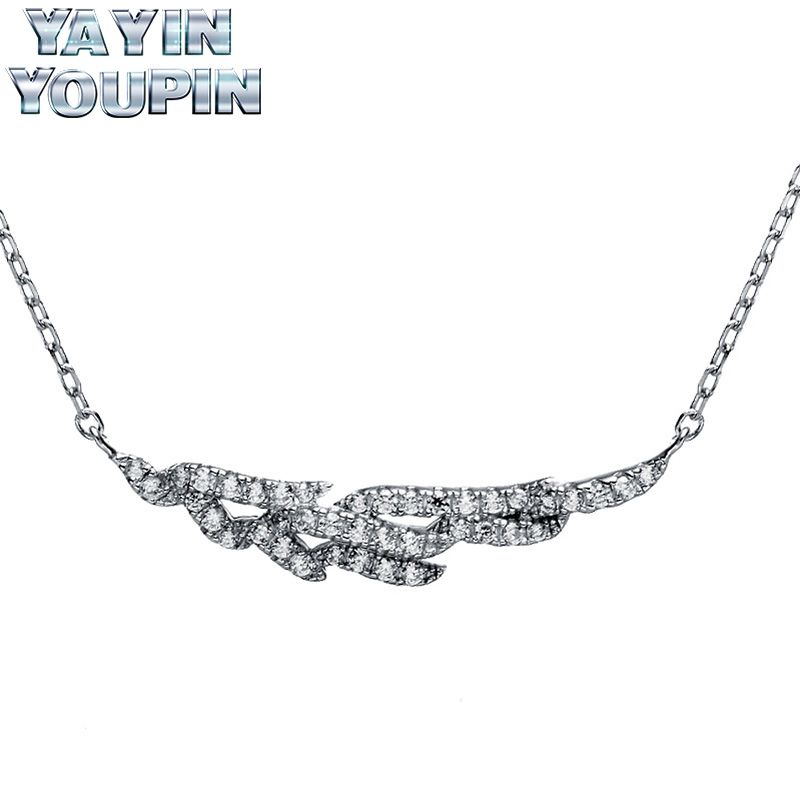 Pin S925 Pure Silver Necklace