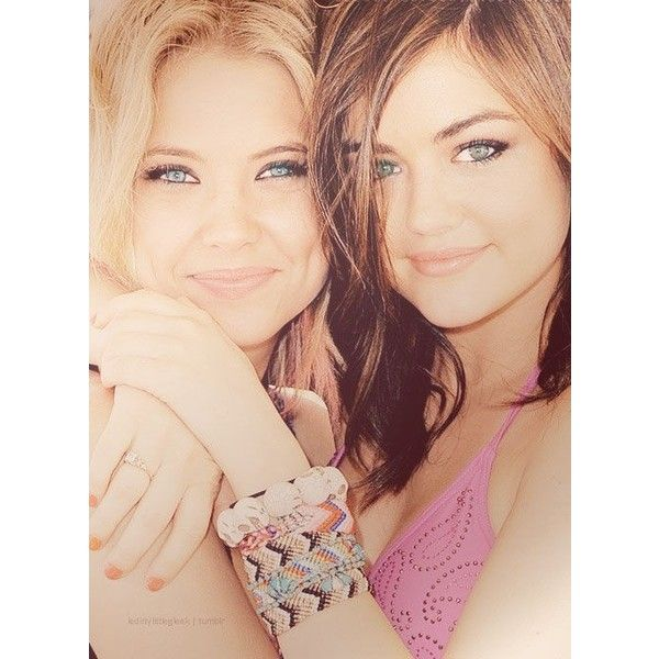 Ashley Benson and Lucy Hale! Pretty Little LIARS | Pretty ...