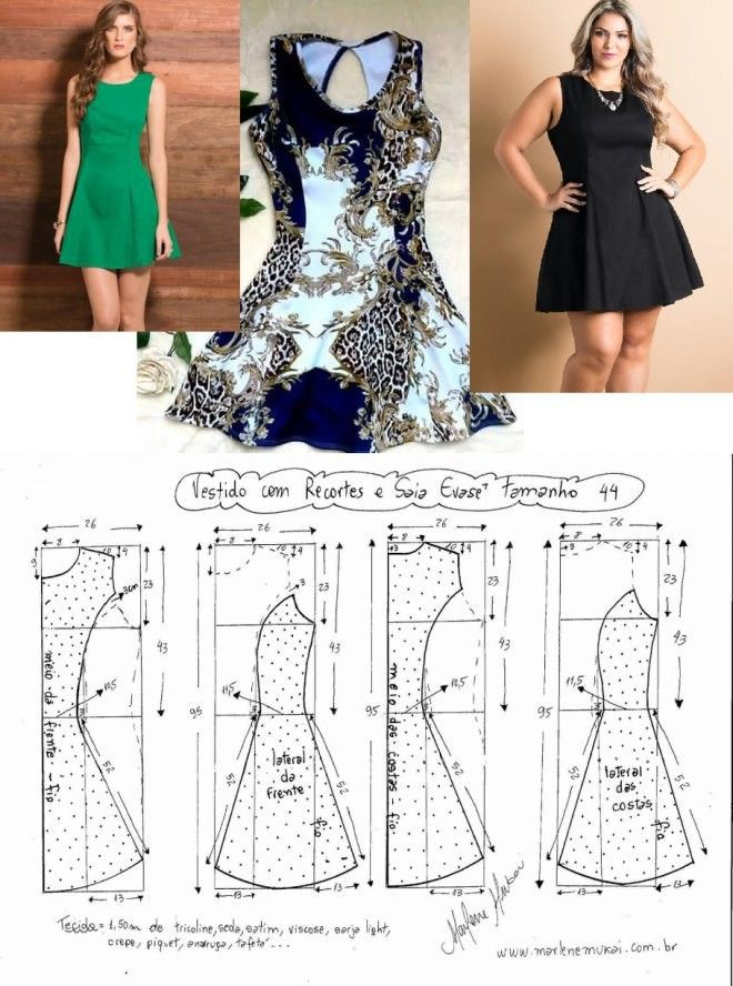 Pin by Mony Zass on Schnittmuster | Pinterest | Sewing patterns ...
