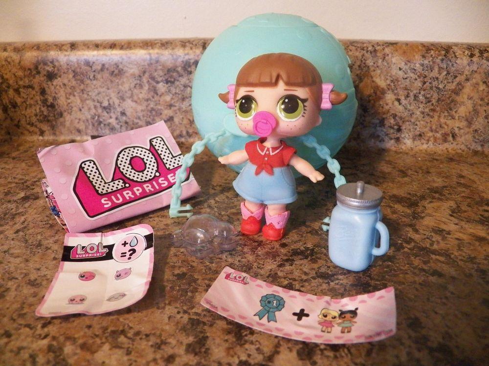 LOL Surprise Doll ROYAL HIGH NEY Series 1