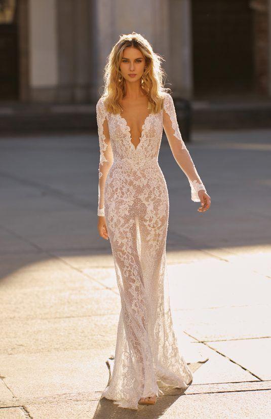Berta - Spring/Summer 2020 Collection - WedLuxe Magazine #bertaweddingdress