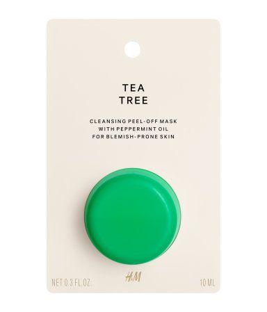 Ansigtsmaske til problemhud | Tea Tree | Dame | H&M DK