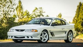 1996 Saleen S281 Coupe Mustang