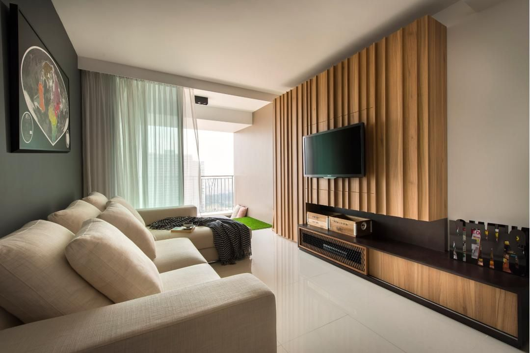 Qanvast · Condo InteriorInterior DesignLiving Room ...