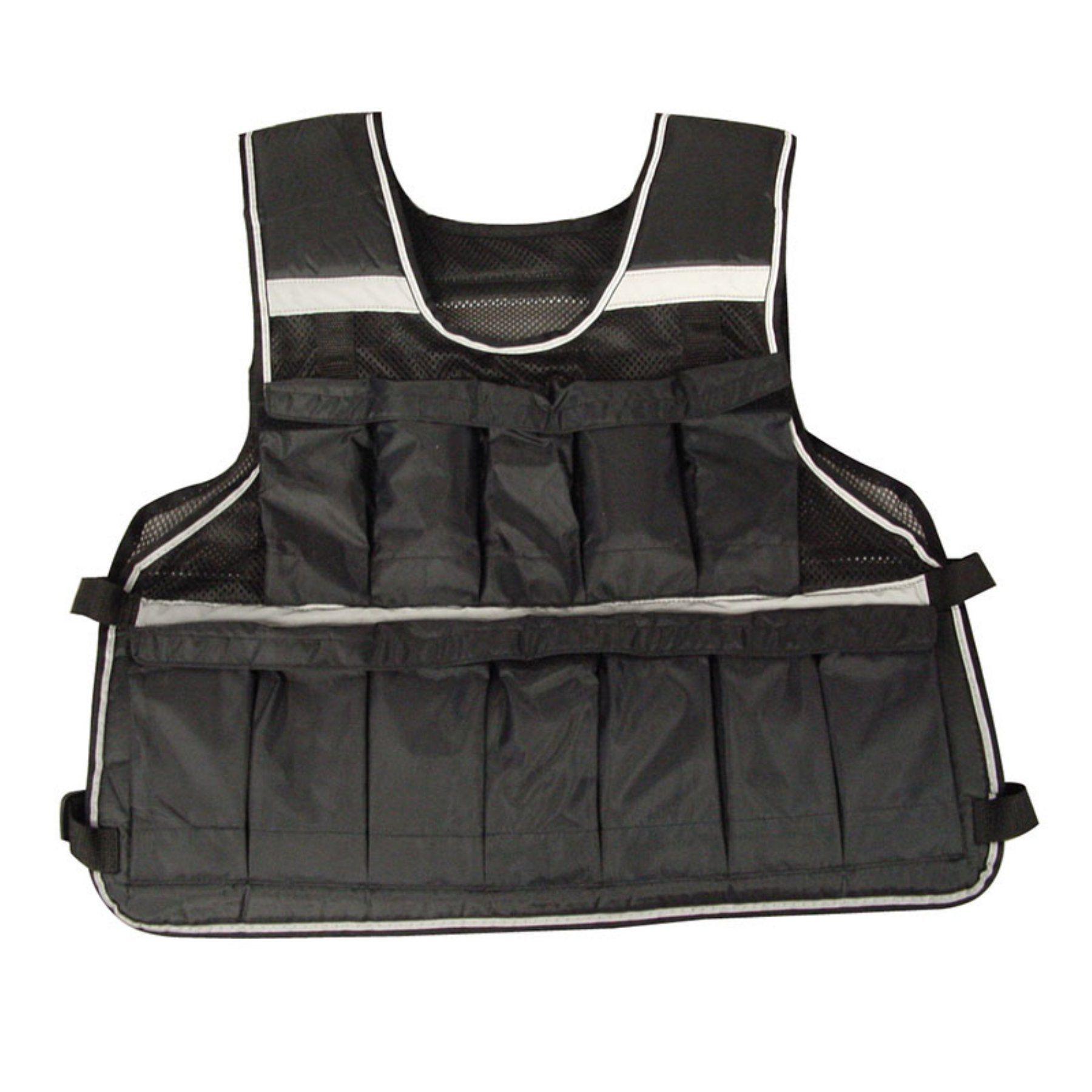 Weider 20 lbs. Weighted Vest WWV11 Weighted vest