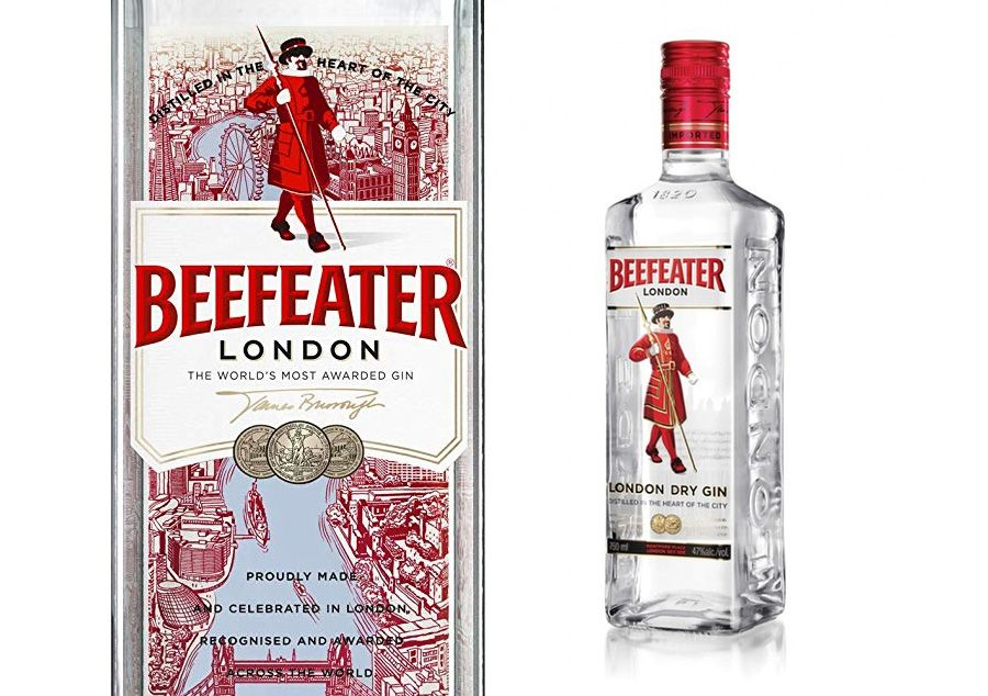 keto diet beefeater gin