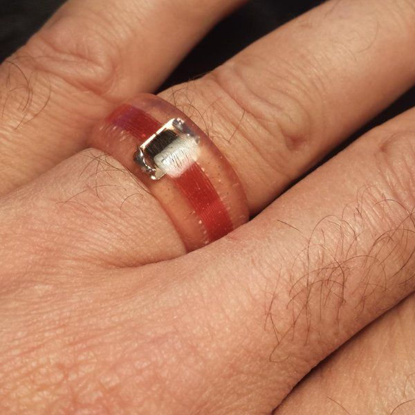 DIY RFID Enabled Ring | RFID in 2019 | Rings, Diy rings