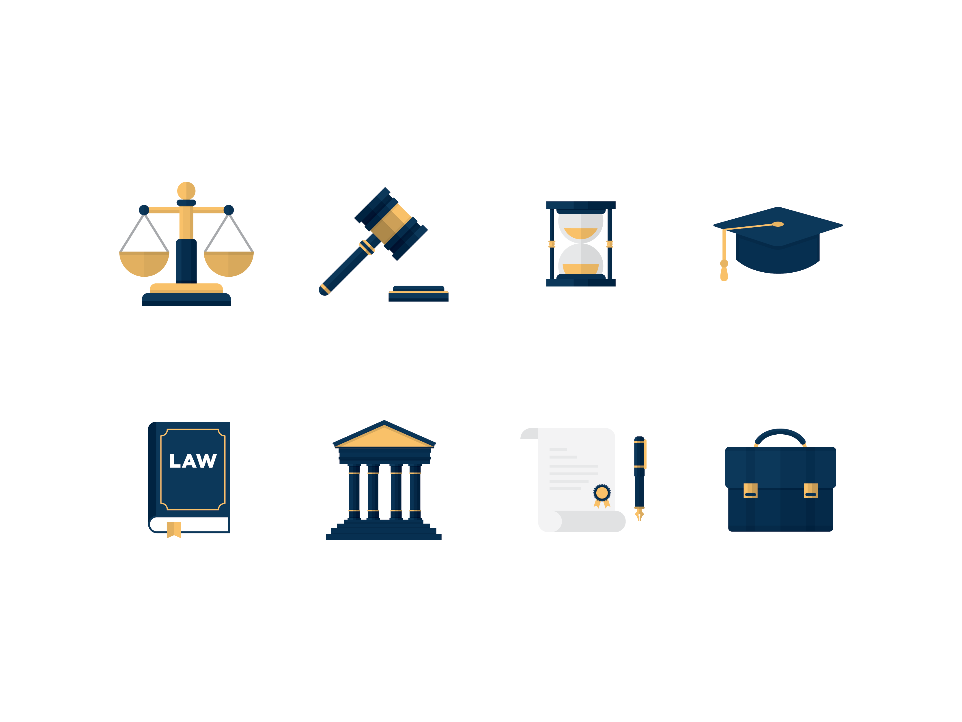 Law And Justice Icons Law And Justice Law Icon Law