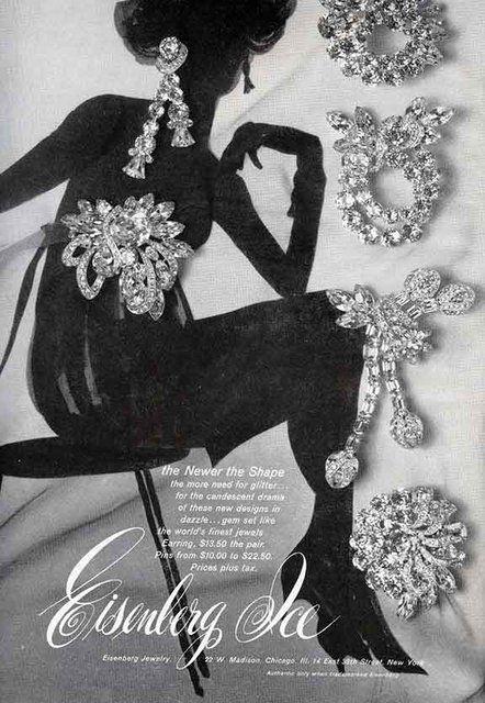 1958 Eisenberg Ice ad