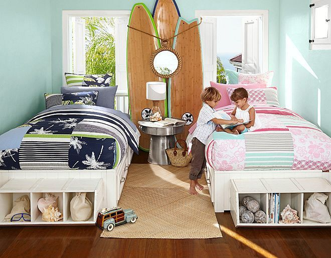 11 Pro Secrets to Designing a Beautiful Shared Kids\u0027 Room Grand