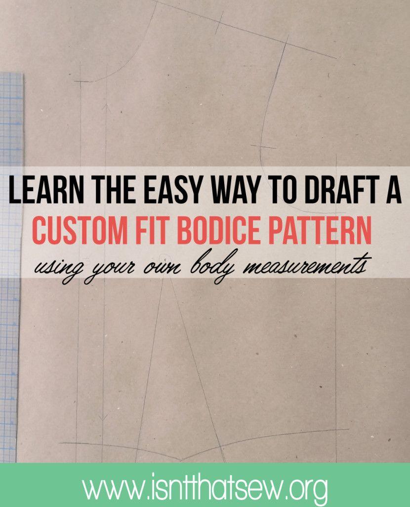 Photo of 6 einfache Schritte zum Erstellen eines individuell passenden Miederblocks
