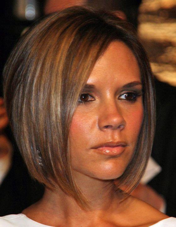 20 Best Hairstyles For Oblong Face Shape Pinterest Short Bobs