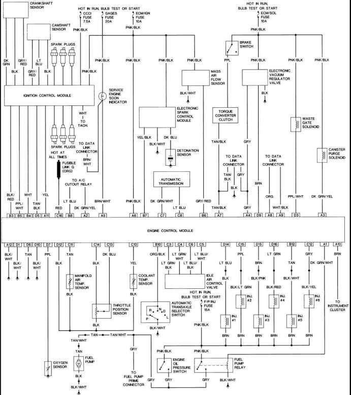 17  Buick Grand National Engine Wiring Diagram