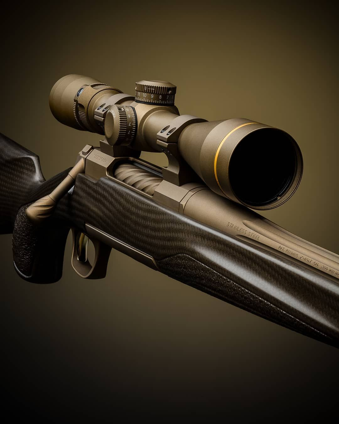 Hunting weapons (rifled) of Russian production: a review