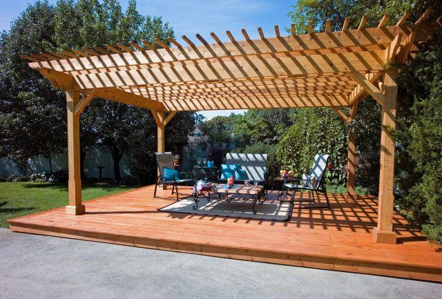 Pergolas By Four Seasons Sunrooms In Springfield Mo Pergola