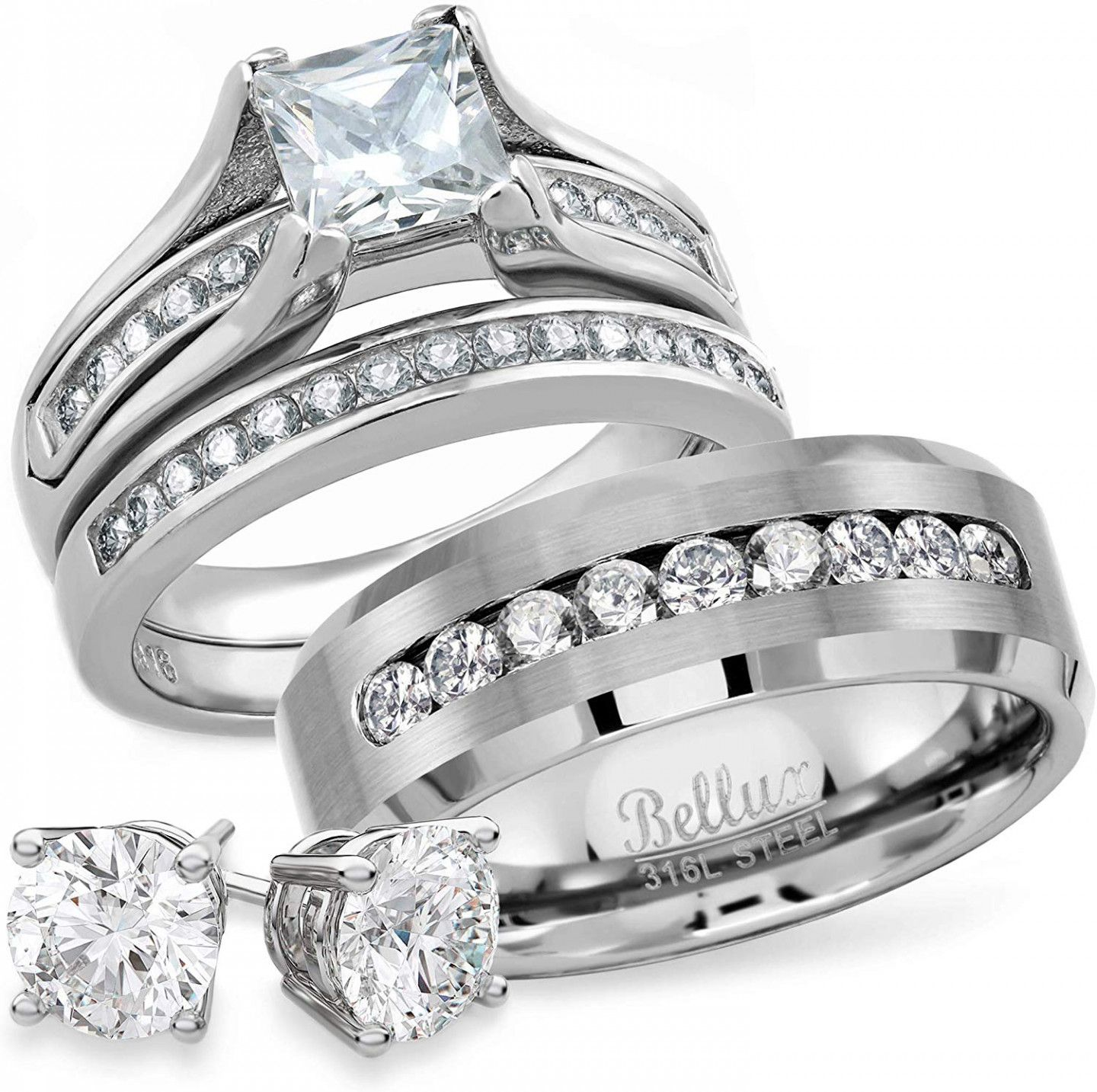 8 Exciting Parts Of Attending Wedding Rings Sets For Him