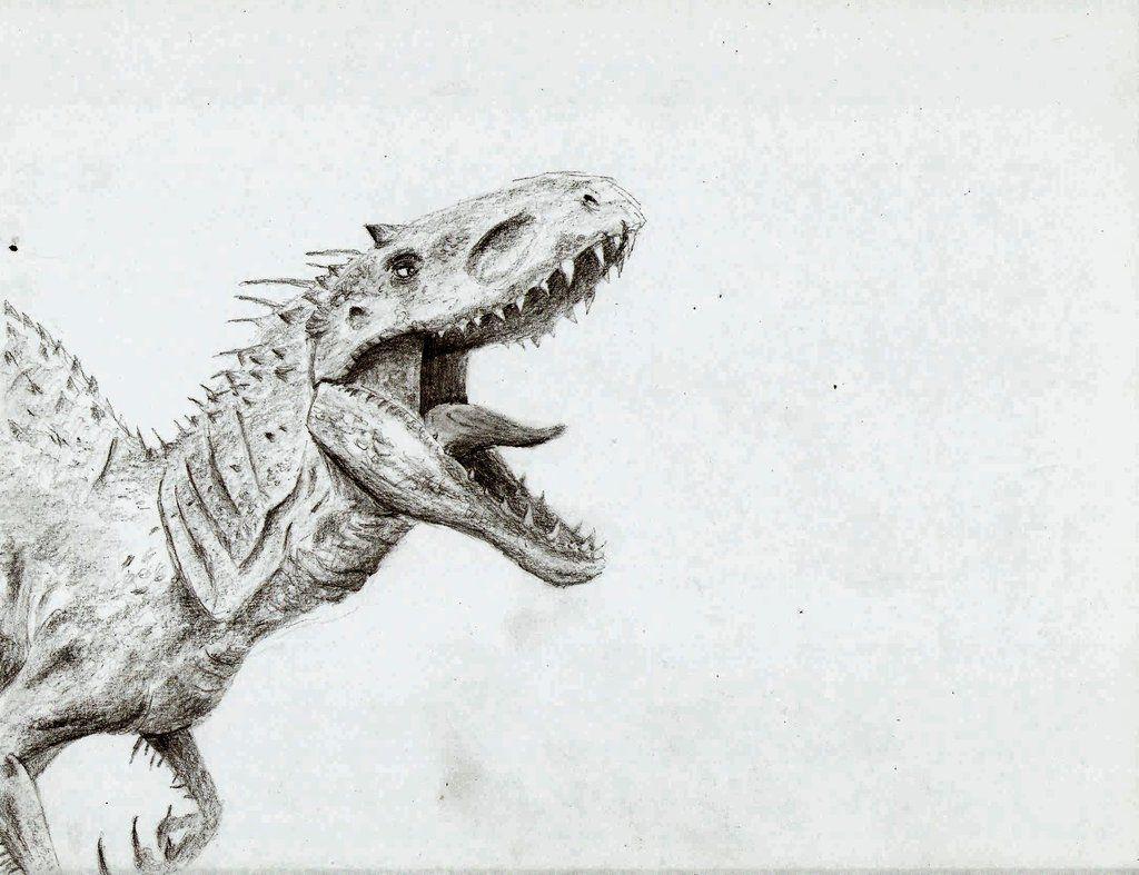 Indominus Rex By Ortboys.deviantart.com On @DeviantArt