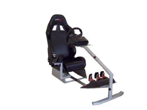 GTR Racing Simulator - Touring Model with Real Racing Seat