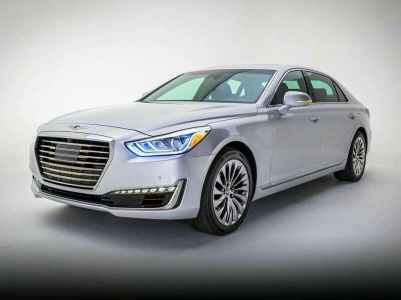 Genesis G90 Hyundai New Luxury Cars Luxury Car Brands