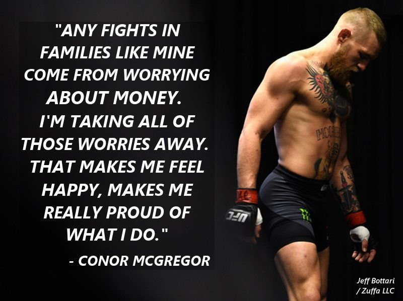 The 15 Best Conor Mcgregor Quotes Mma Gear Hub Conor Mcgregor Quotes Conor Mcgregor Mcgregor