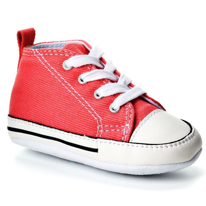 Baby Converse First Star Crib Shoes | Products | Baby shoes