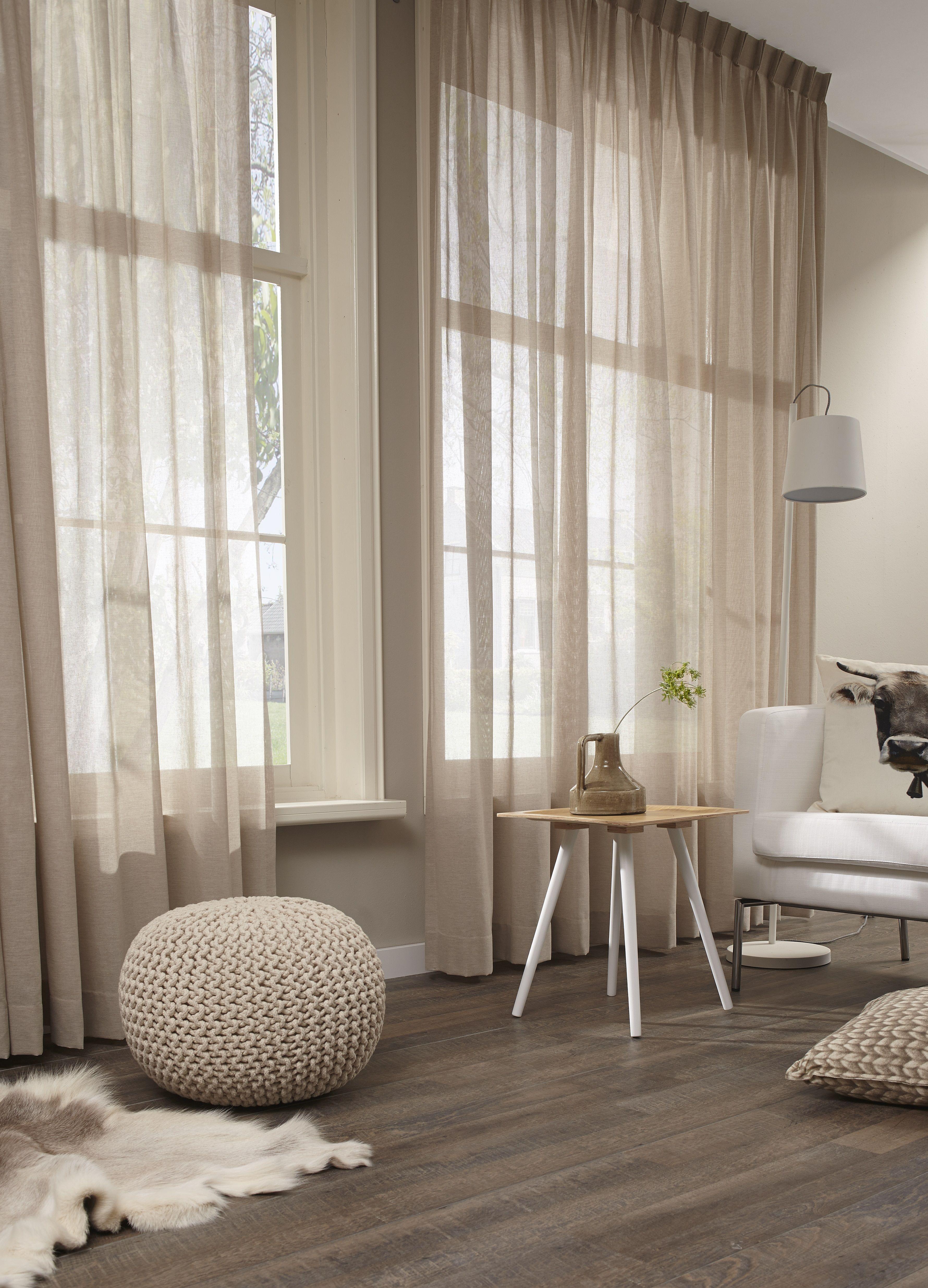 Praxis | Gordijnen brengen een mooie sfeer in elke kamer in je huis ...