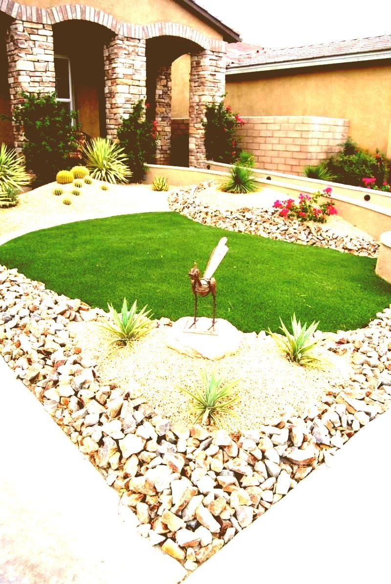 Low Maintenance Small Front Garden Ideas Gardens Design ...