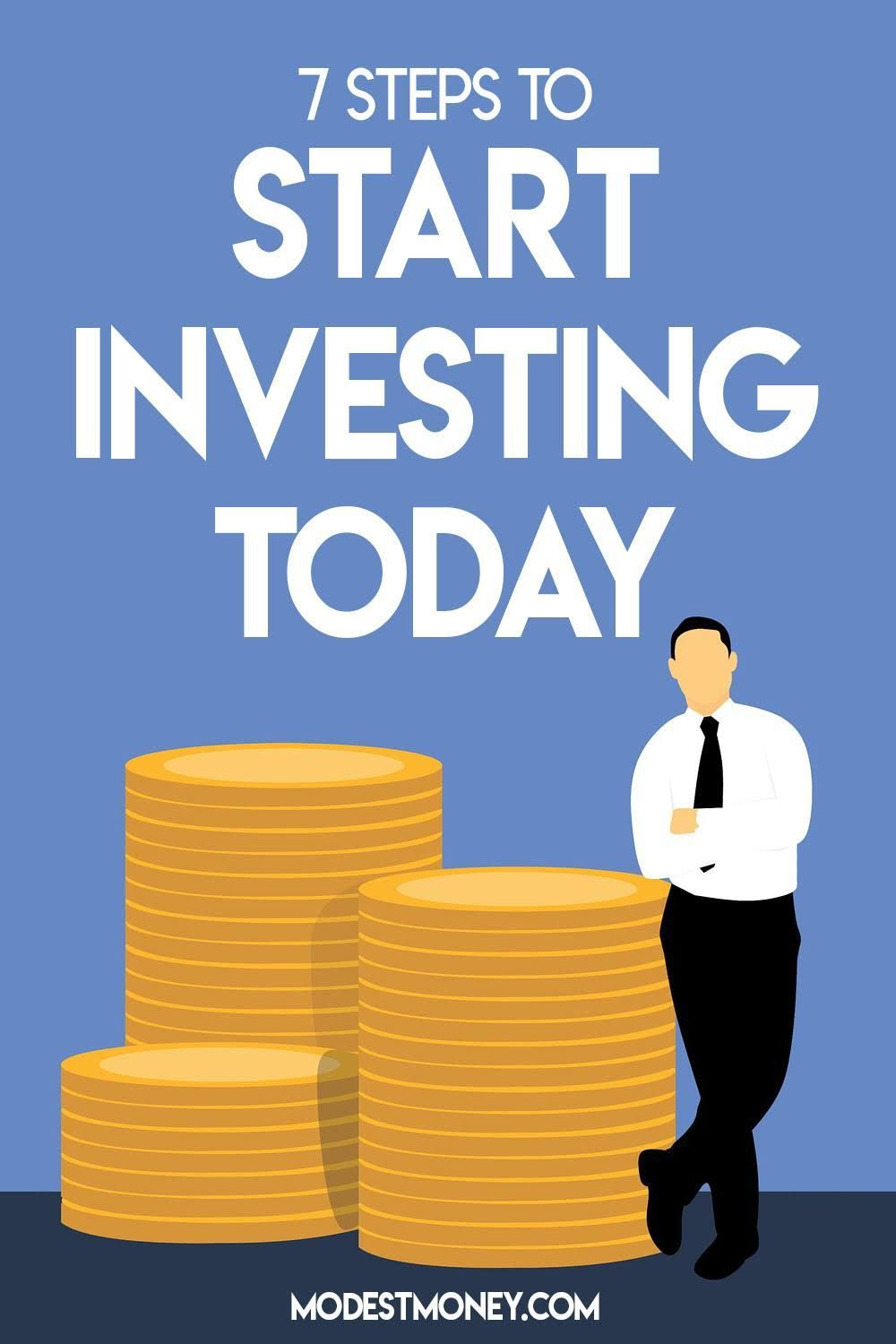7 steps to start investing today penny stocks investing
