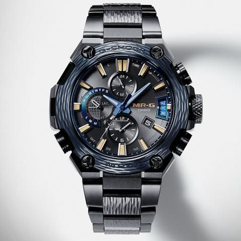970152150f76 Casio G-SHOCK Unveils Special Limited Edition Connected MR-G at Baselworld  2019