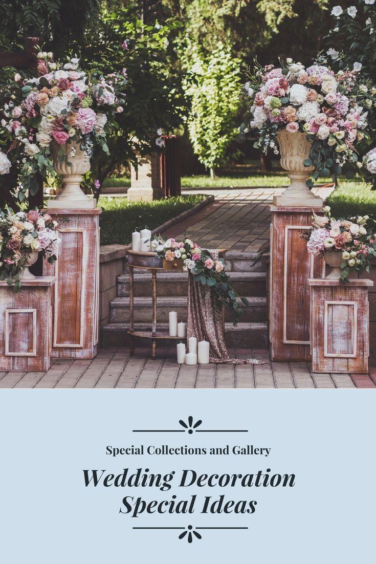 Latest wedding decor ideas  Stunning Wedding Decorations Ideas Gallery  Beautiful And Cost