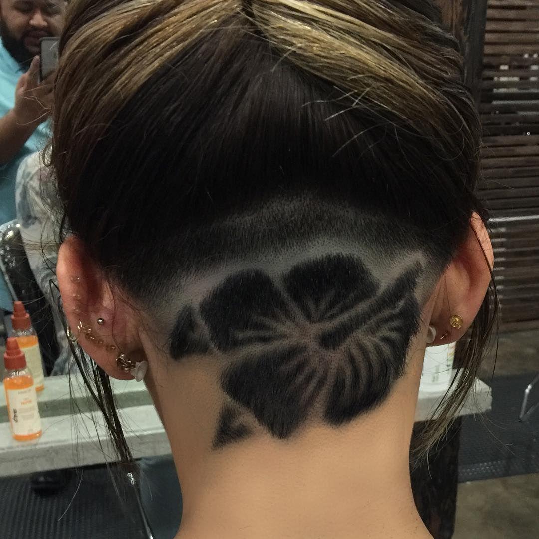 instagram undercut ideas - haircuts