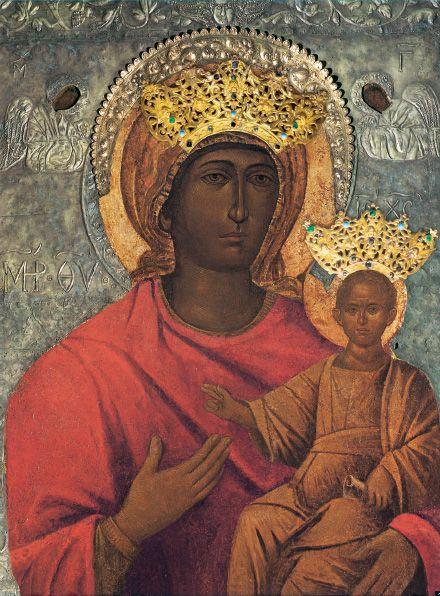 Mesopanditissa- Madonna della salute a Venezia