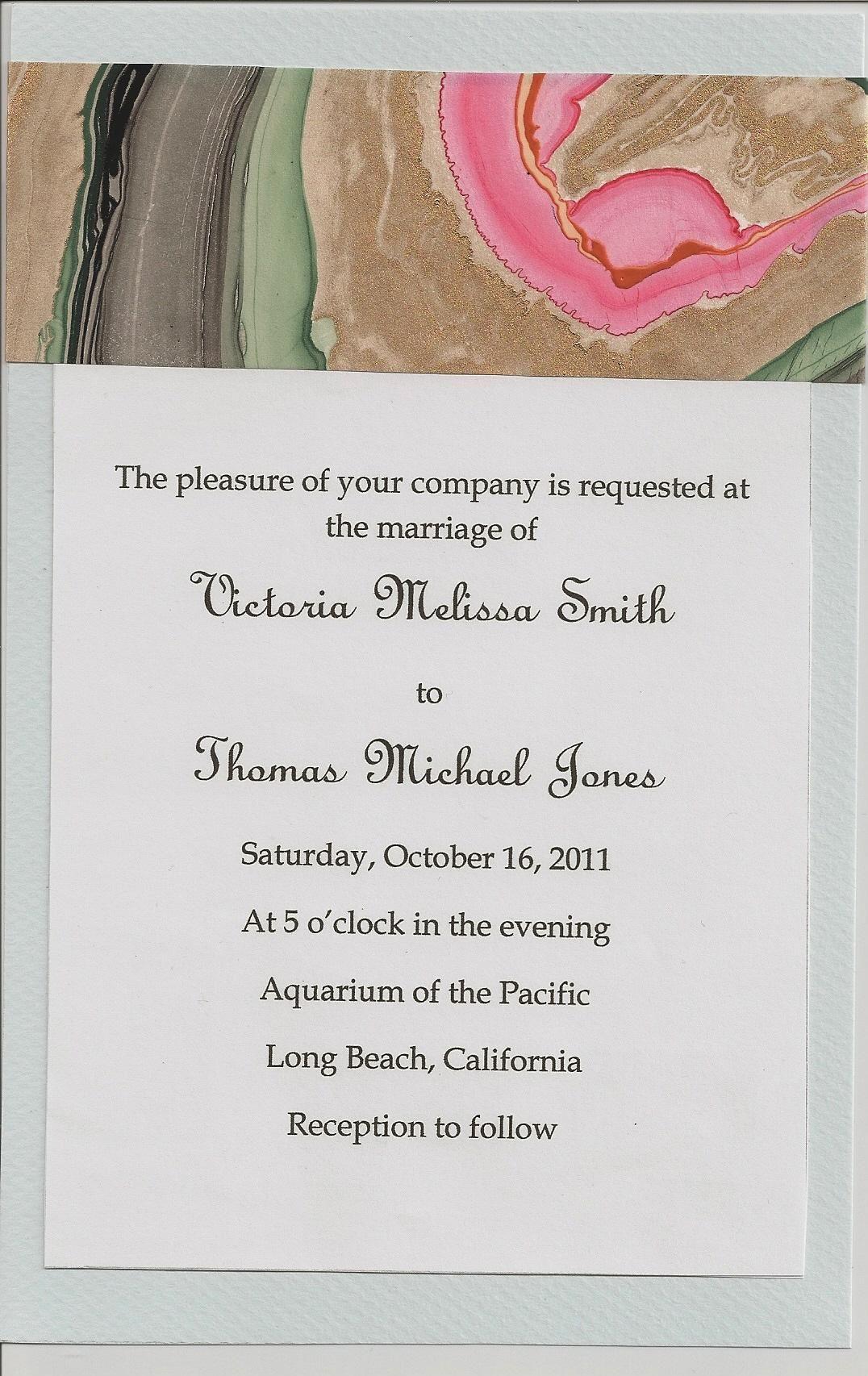 Diy wedding invitations simple wedding invitations using microsoft diy wedding invitations simple wedding invitations using microsoft word solutioingenieria Images