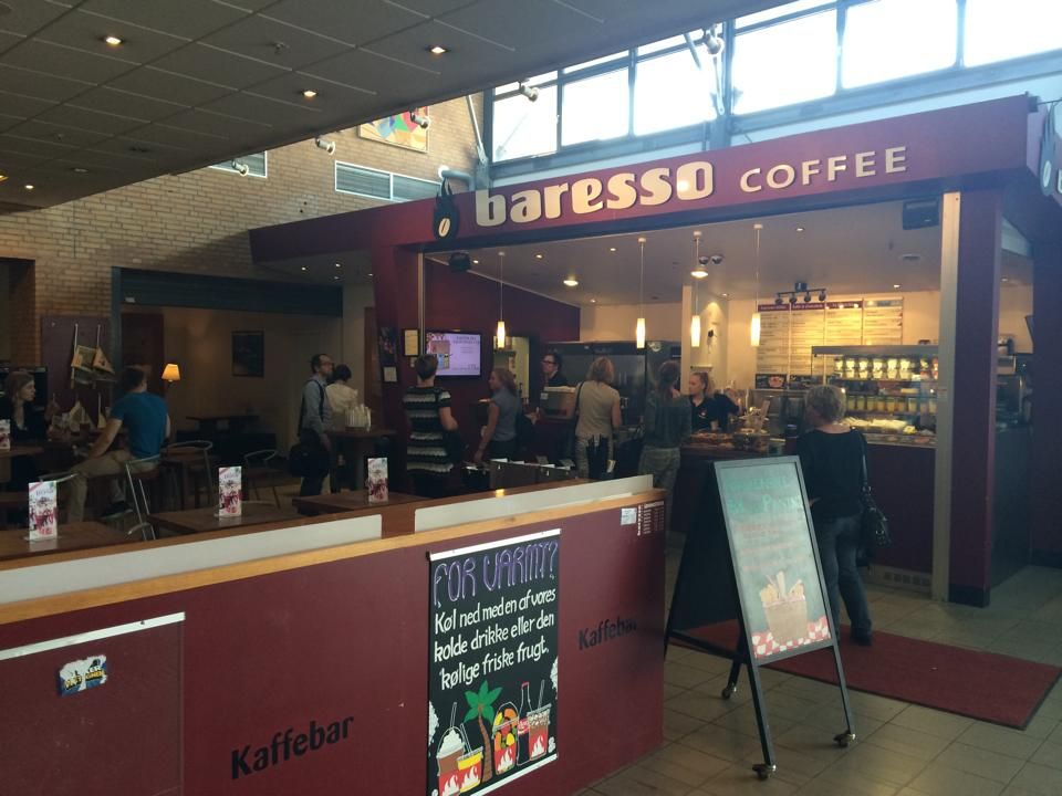 Baresso Coffee Banegården, https://www.facebook.com/pages/Baresso-Odense-Baneg%C3%A5rd/247162375394669