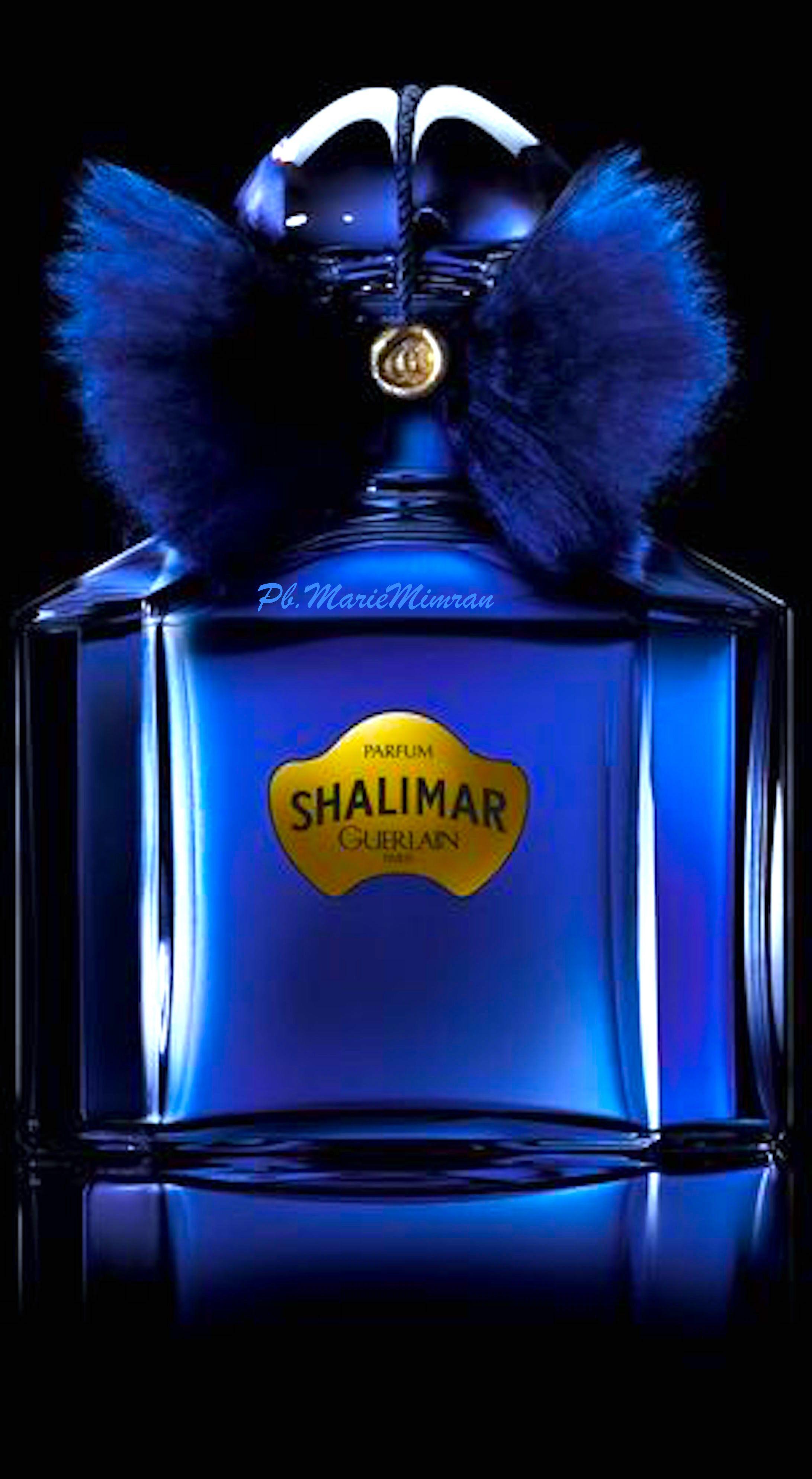 Guerlain Marie Mimran Perfumemania Pinterest Blue Blue