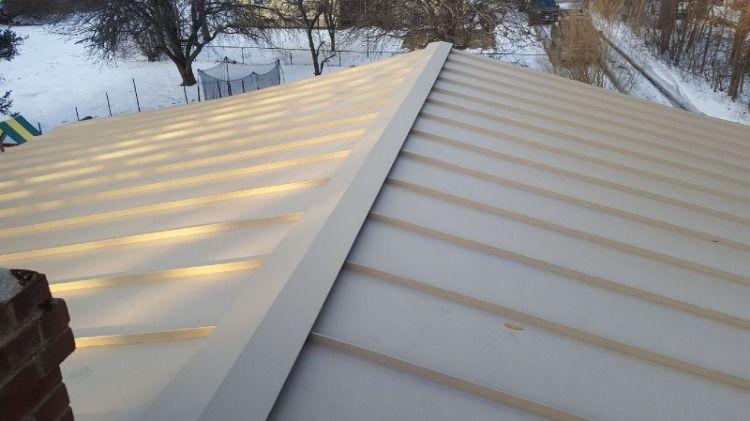 Top 4 Environmental Benefits Of Metal Roofs Classic Metal Roofs Llc Standing Seam Metal Roof Metal Roof Metal Roofing Systems