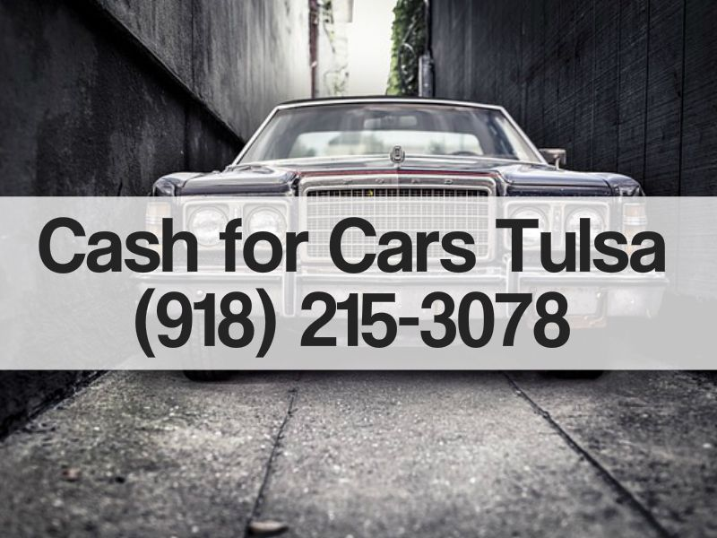 Cash for Cars Tulsa Cars near me, Cars, Tulsa