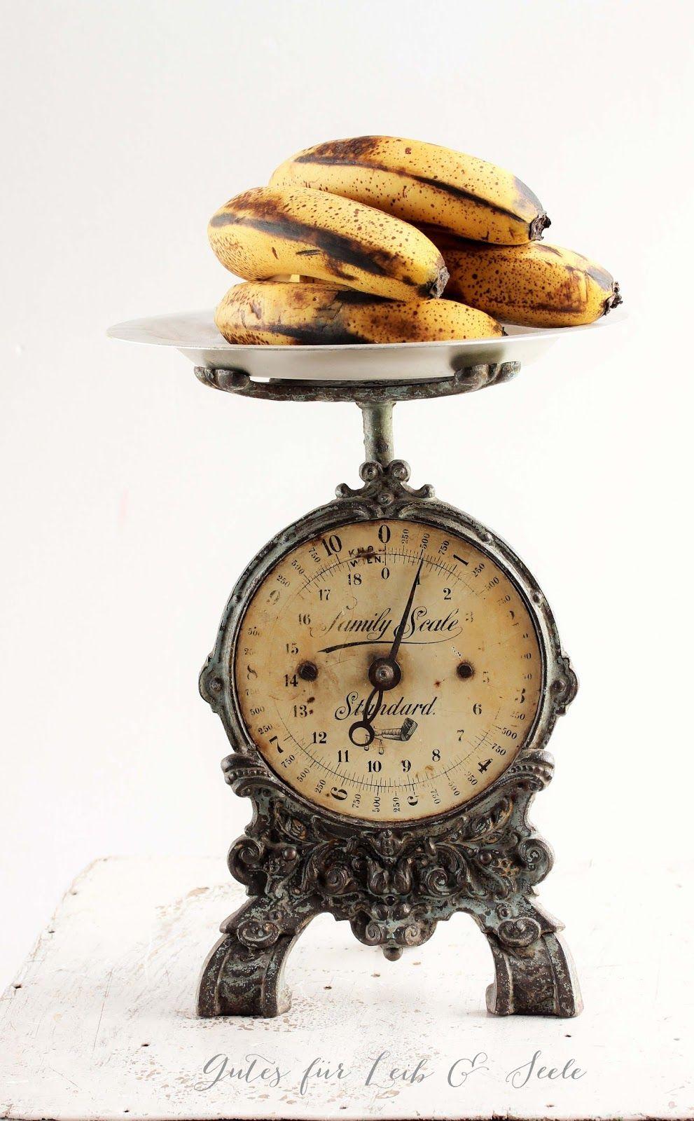 Gutes für Leib & Seele: Bananenkuchen