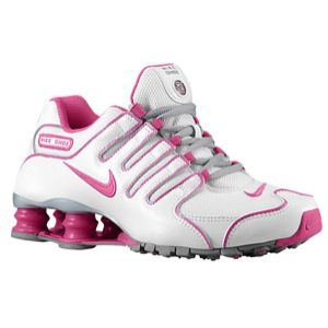 39eddb82be24 ... Nike Shox NZ EU - women s lady foot locker white
