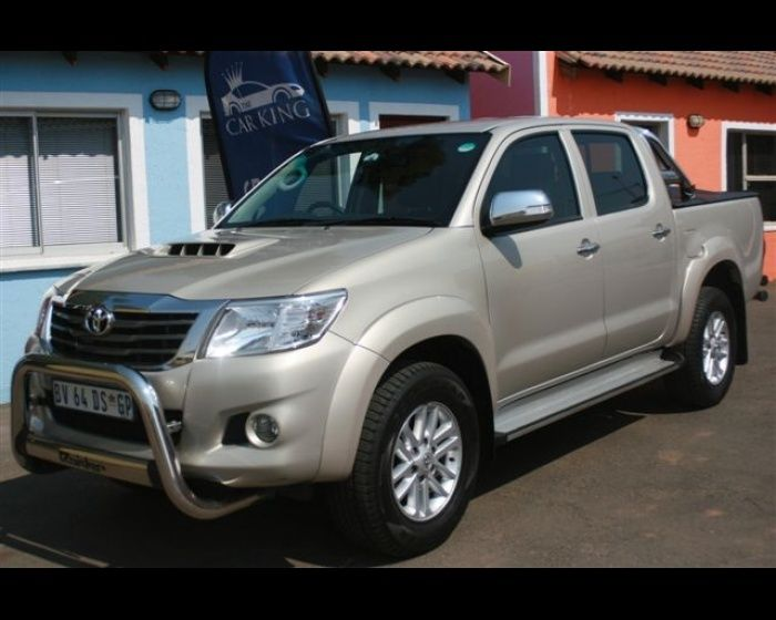 2012 Toyota Hilux 3 0 D 4d Raider 4x4 Pickup Doublecab Http
