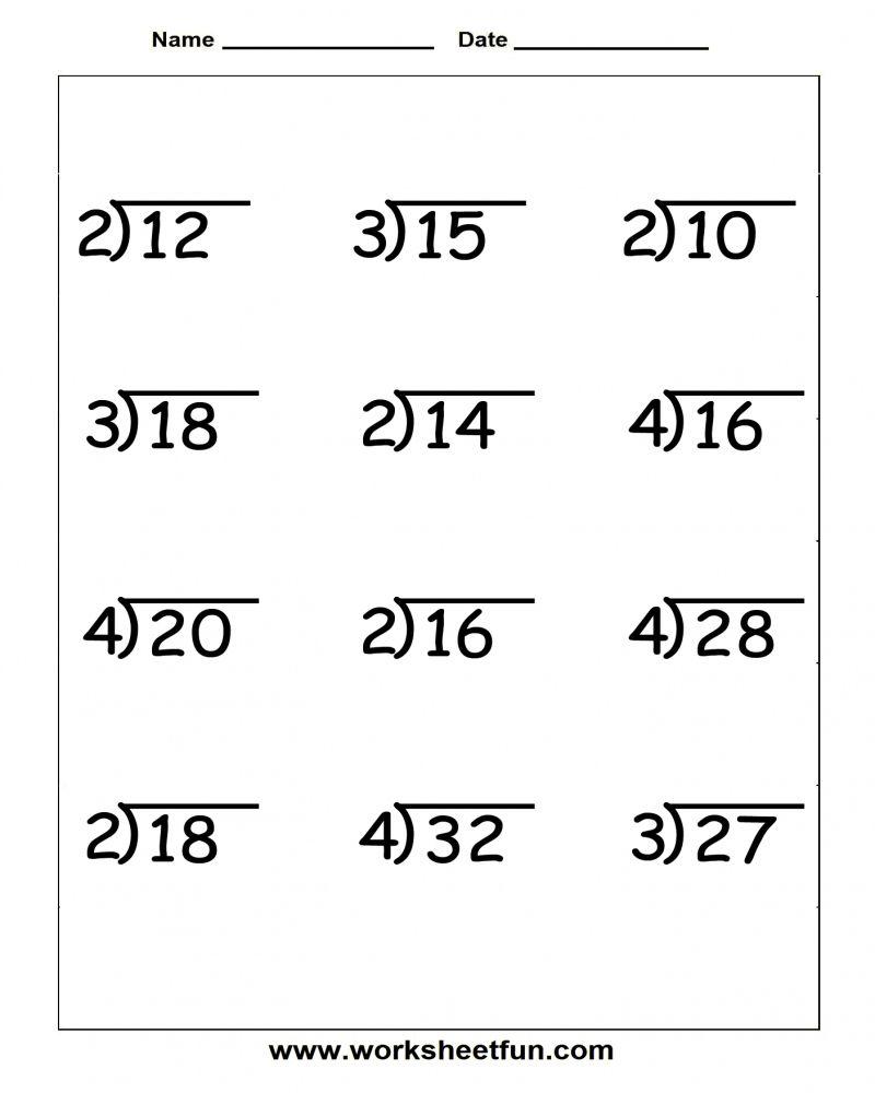 5th Grade Math Worksheets Division Printable Printable Math Worksheets Math Division Worksheets Free Printable Math Worksheets