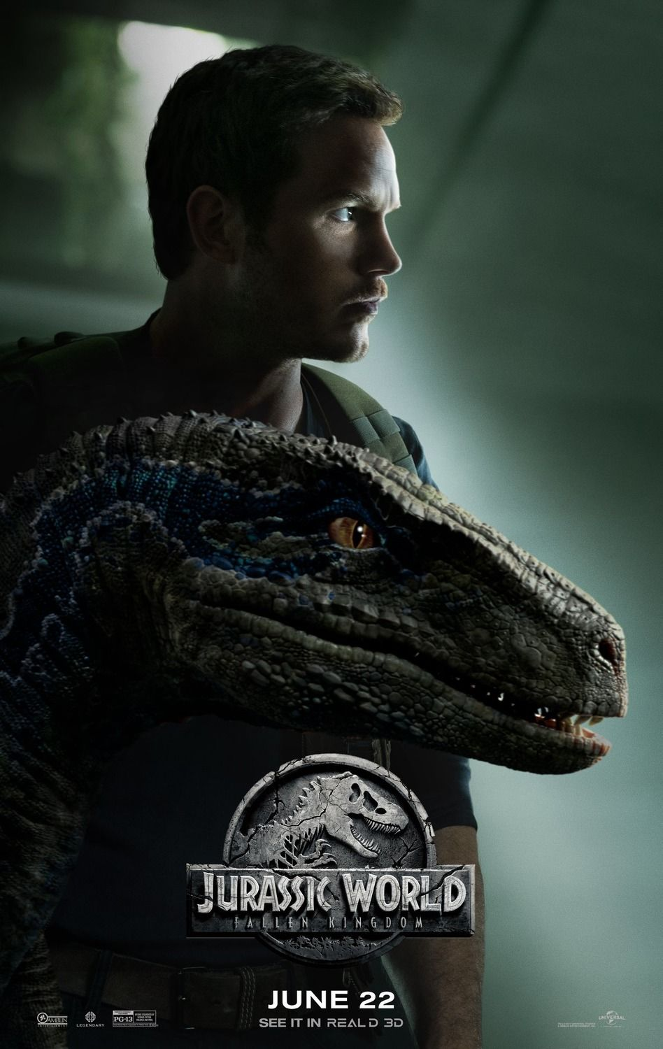 Scheda Film Jurassic World Il Regno Distrutto Com Imagens