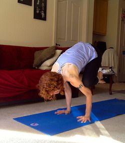 yesterday's crow  crane pose vegan recipes yoga