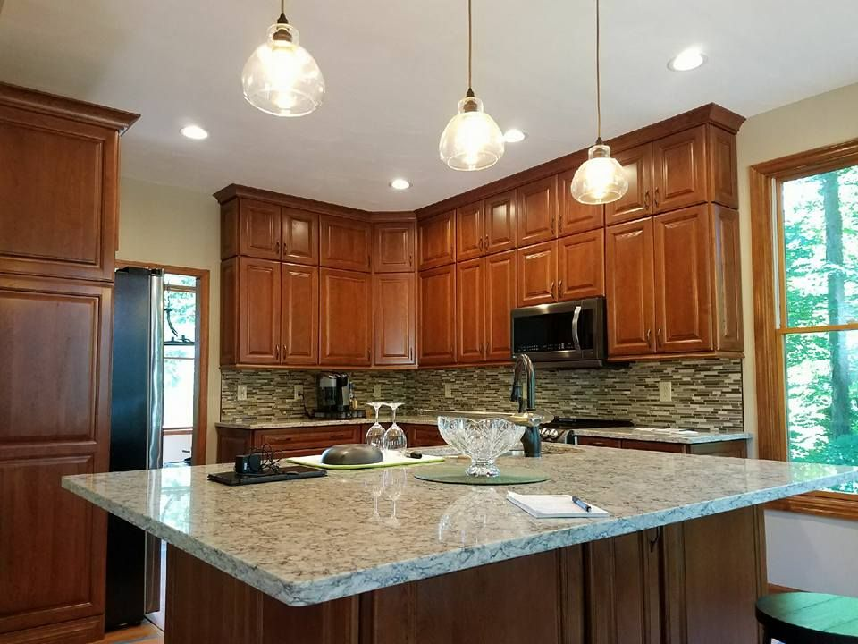Kitchen designed by our specialist Crystal Cregar. For more designs ...