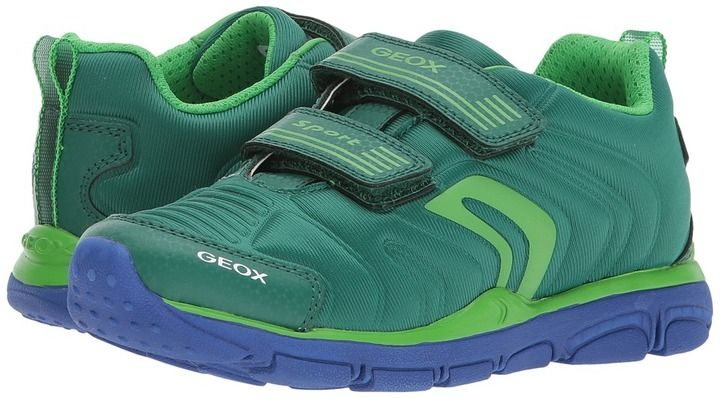 Geox Kids Jr Torque Boy 7 Boy's Shoes   Products   Boys