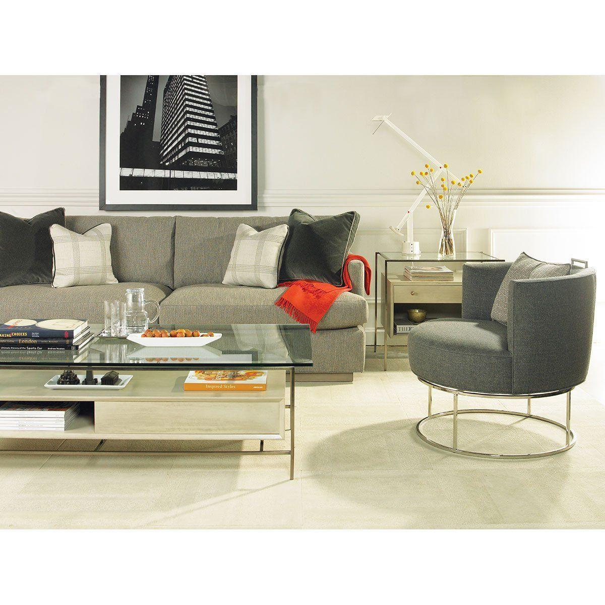 Vanguard Furniture Michael Weiss Brody Lamp Table Furniture