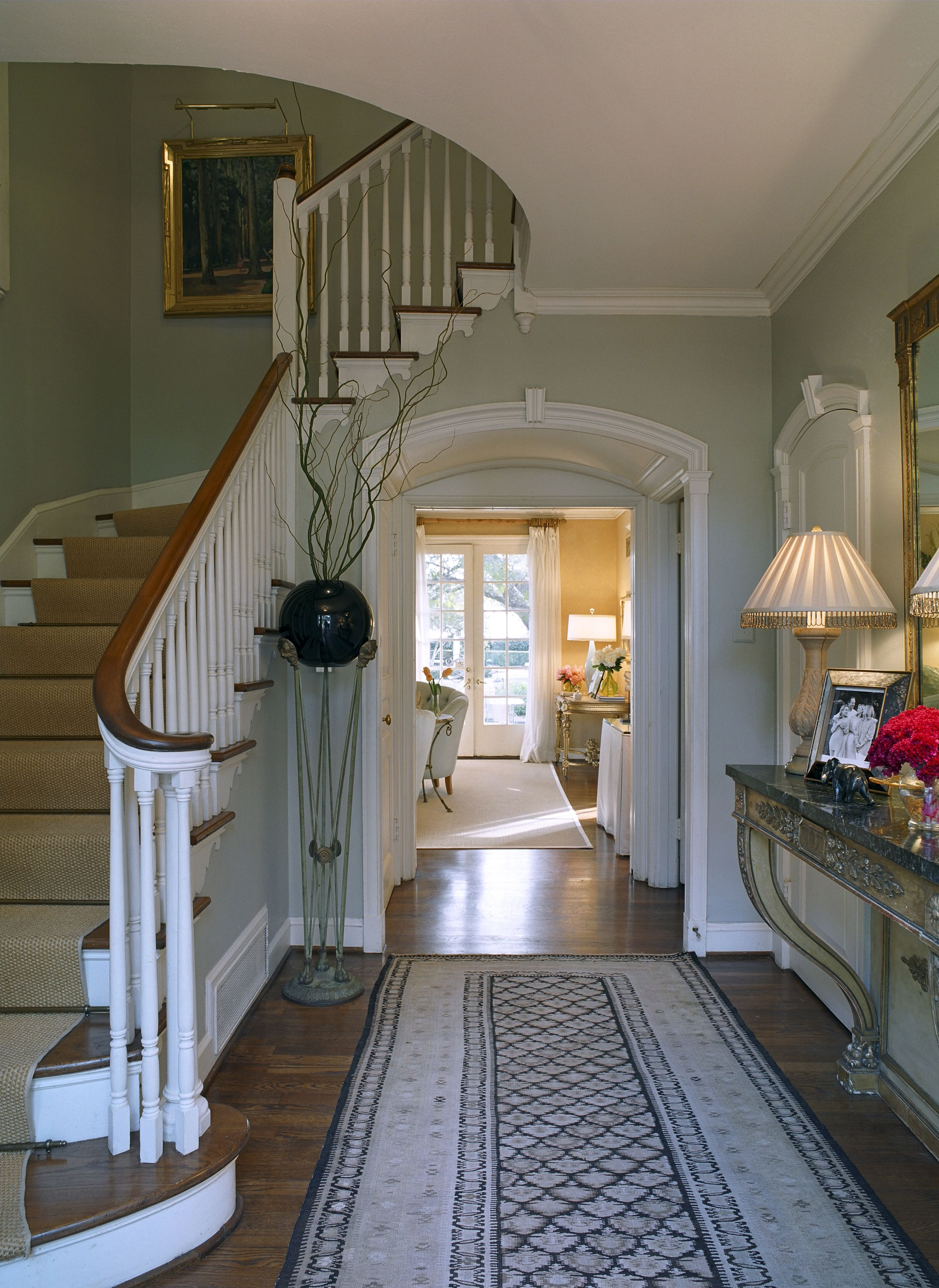 Home interior stairs jan showers  interior design  entry halls  homes  interior