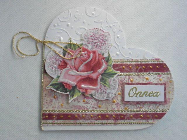 Kortti #37 / Greeting card by Miss Piggy