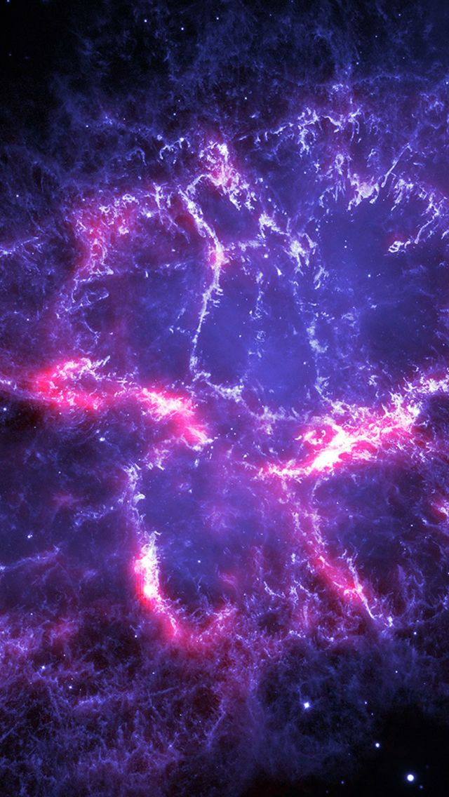 Space Astronomy Galaxy Dark Purple Star IPhone 5s Wallpaper