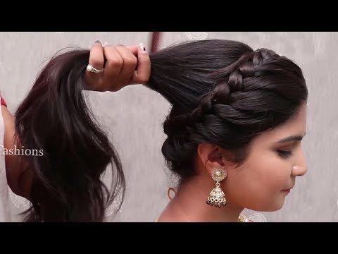 Easy Bridal Hairstyles For Christian Wedding Latest Bridal